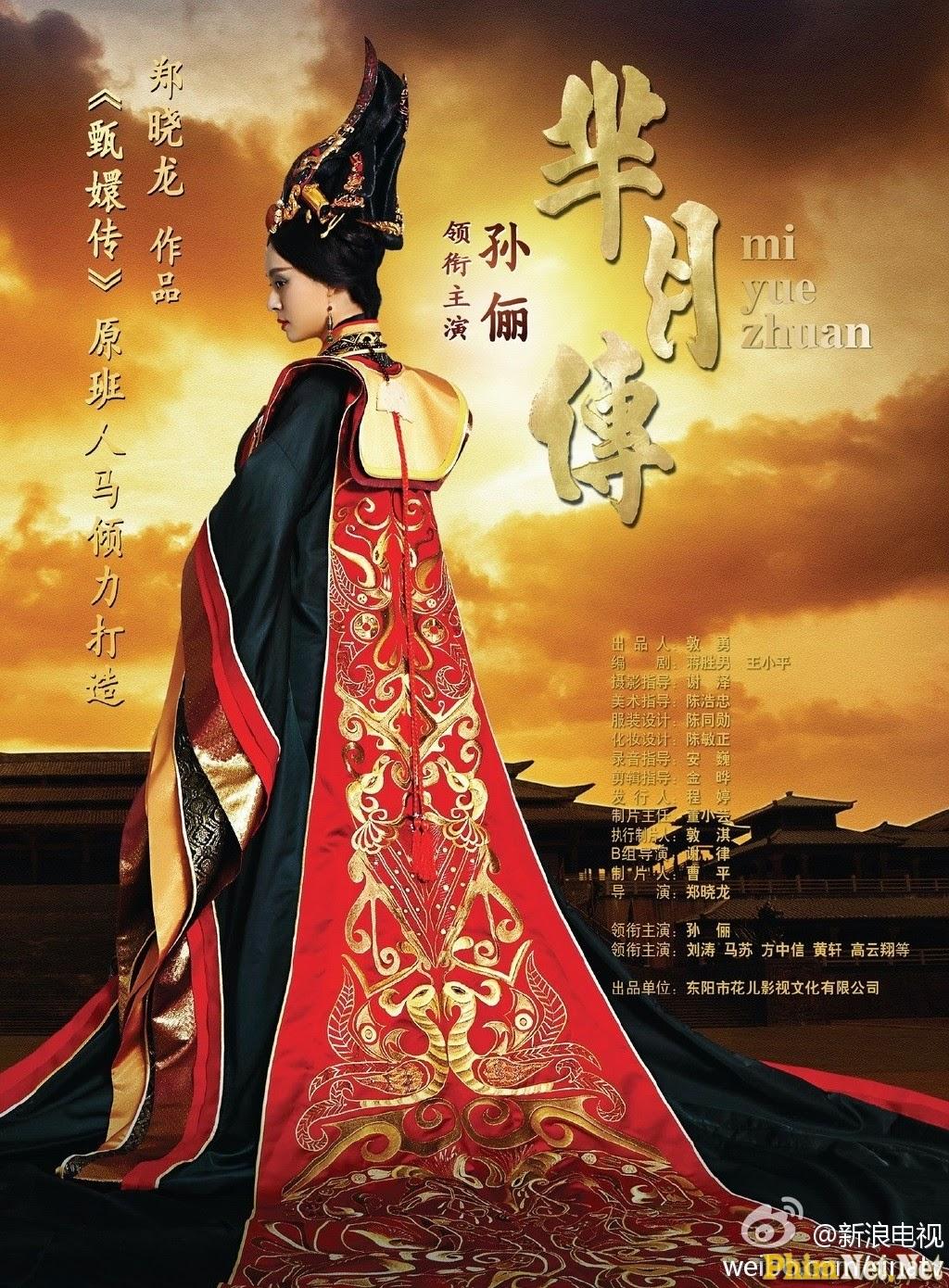 Phim Mị Nguyệt Truyện - The Legend Of Miyue