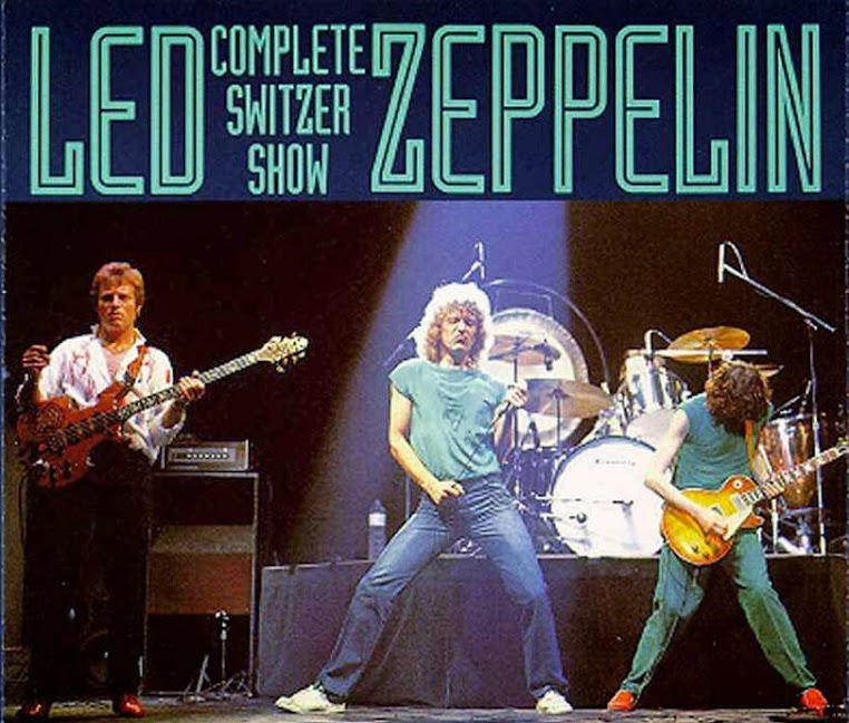 Led Zeppelin Hot Dog