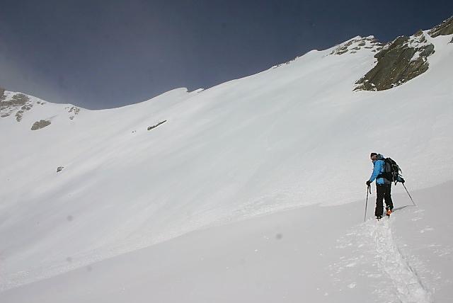 Avalanche Vanoise, secteur Dent Parrachée, Roche Chevrière - Photo 1