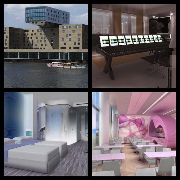 viajes biotour nhow hotel un hotel hi fi en berlin. Black Bedroom Furniture Sets. Home Design Ideas