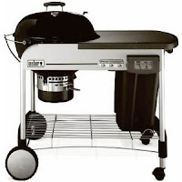 Portable Kitchen PK 99740 Cast Aluminum Grill and Smoker review