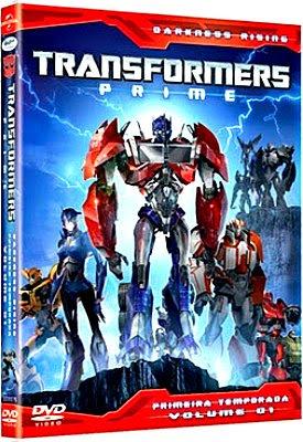 Filme Poster Transformers Prime 1ª Temporada – Vol. 1 DVDRip XviD & RMVB Dublado