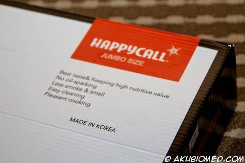 logo pemanggang happy call
