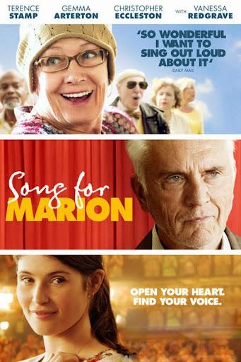 Το Τραγούδι της Καρδιάς Μου (Song For Marion) Poster