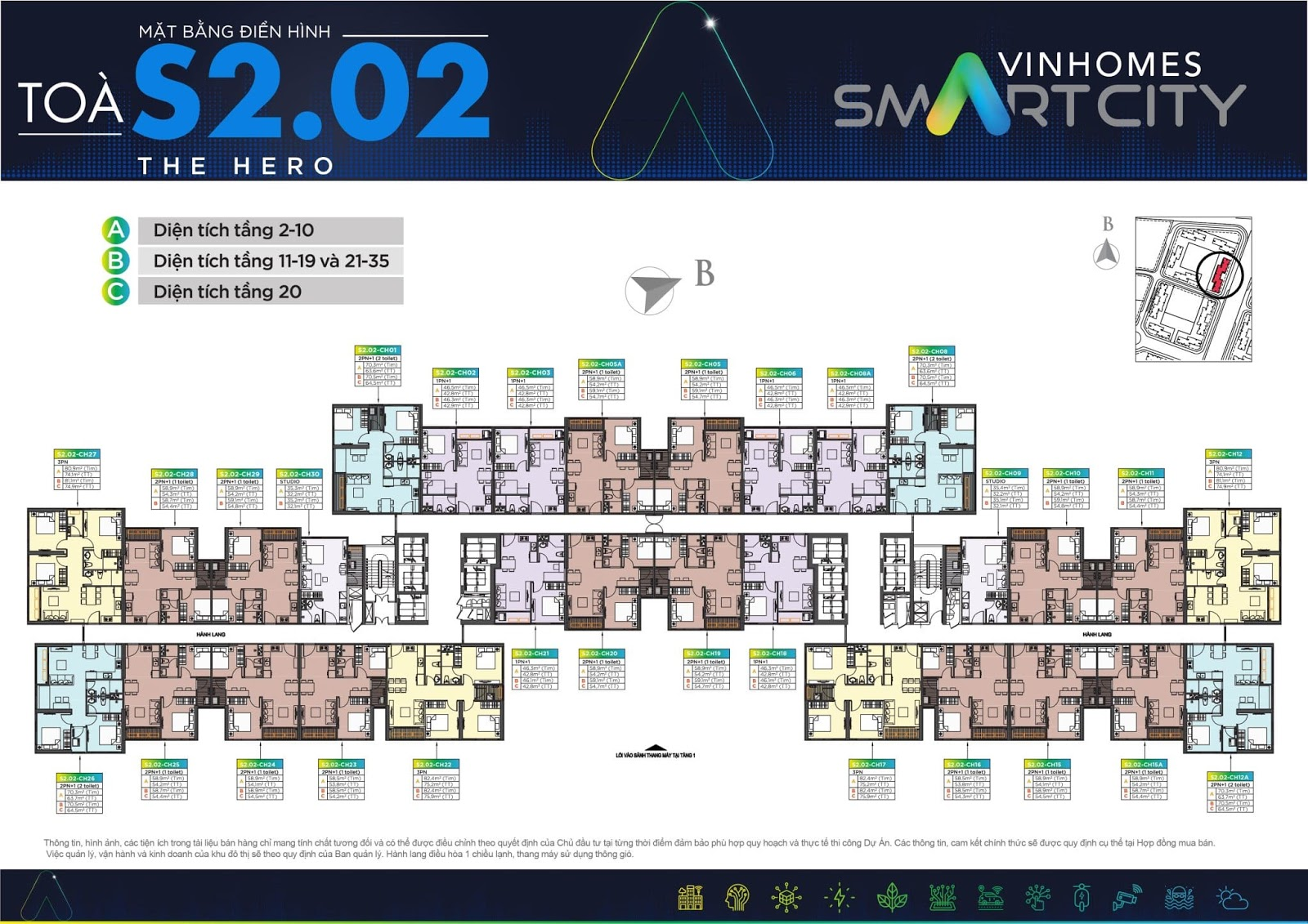 toa s202 vinhomes smart city