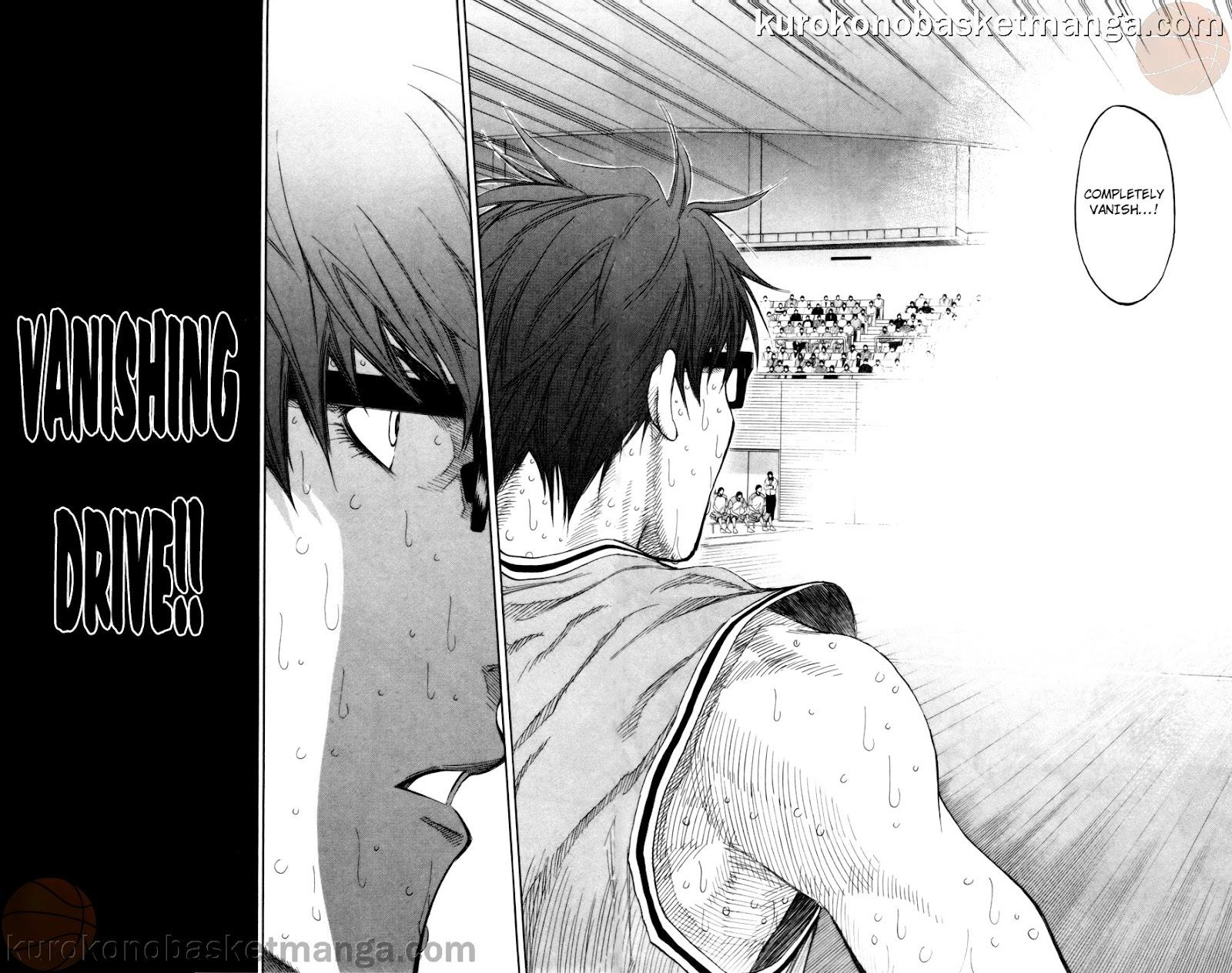 Kuroko no Basket Manga Chapter 90 - Image 10