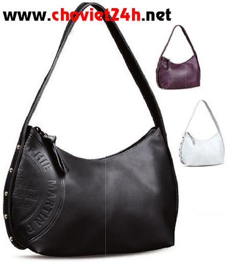 Túi xách thời trang Sophie Auby Black - LT717, Auby Purple - LTUT14, Auby White - LT716W