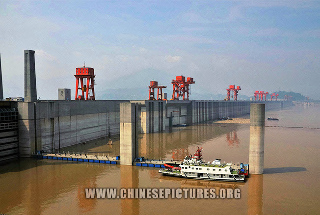 Three Gorges Dam Photo 13