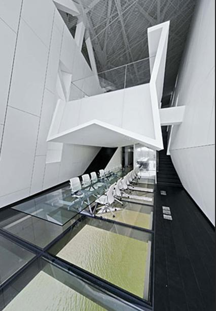 Unusual Conference Room Design