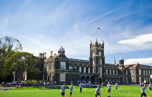 Melbourne Grammar School Melbourne