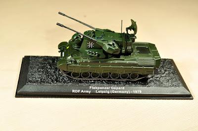 Flakpanzer Gepard (Antiaéreo)