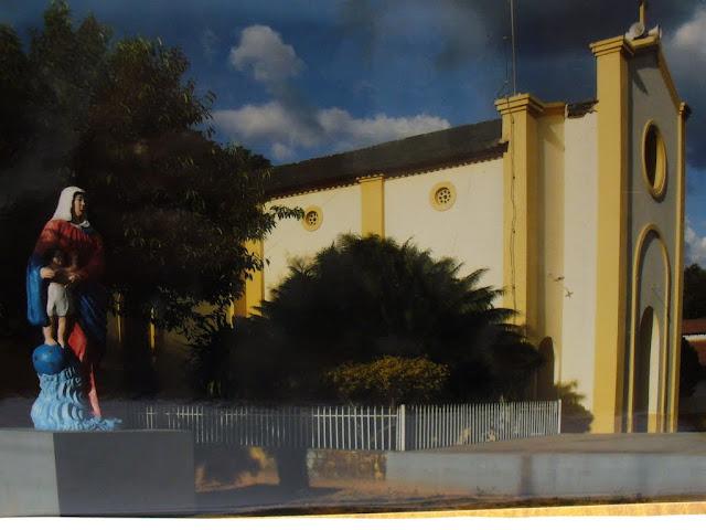 la chiesa parrocchiale di Alto Parnaiba