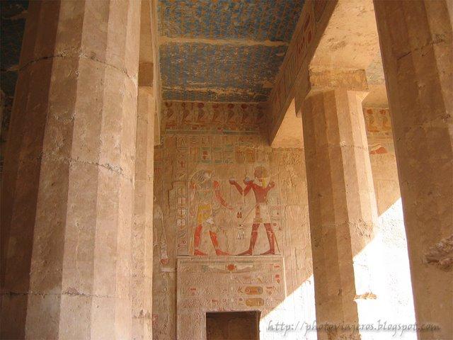 Templo de la Reina Hatshepsut