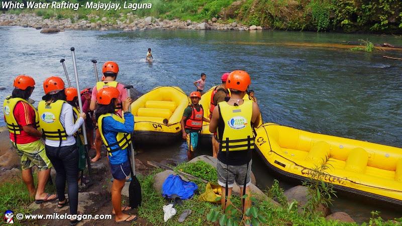 Majayjay Whitewater Rafting