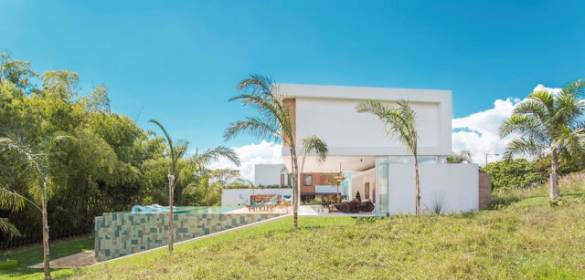#GM Arquitectos 哥倫比亞建築事務所:打造 Gallery House 藝術之家 別墅 8