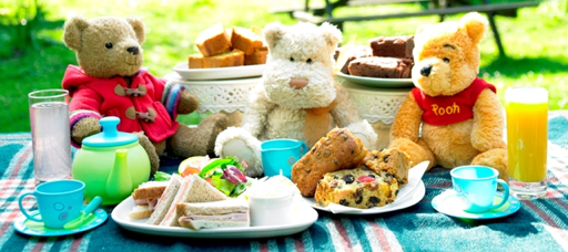 Get your blanket out for Teddy Bear picnics!!!