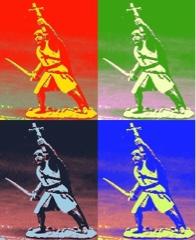 Les Veilleurs en route pour la Neuvième Croisade