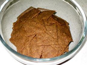 Pecan Crackers