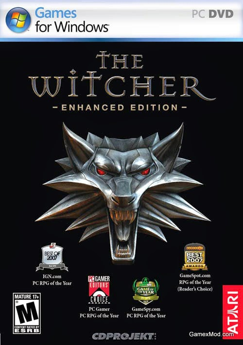 The Witcher: Enhanced Edition For PC Direct Link