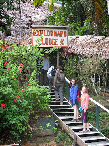 Educator Academy in the rainforest