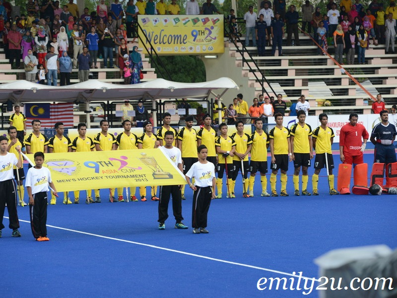 9th Asia Cup 2013 Bronze Medal Match: Malaysia vs. Pakistan