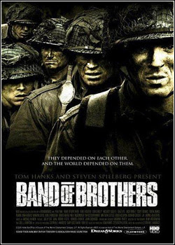 Download – Band of Brothers 1ª Temporada Completa – BRRip AVI Dual Áudio