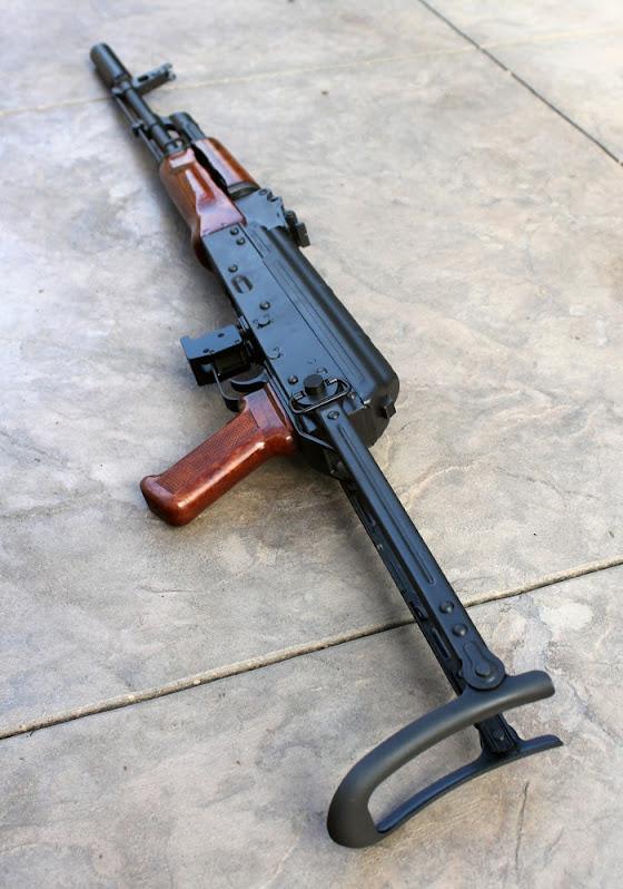 First AK build - Calguns net