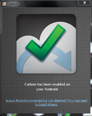 Carbon Backup 14