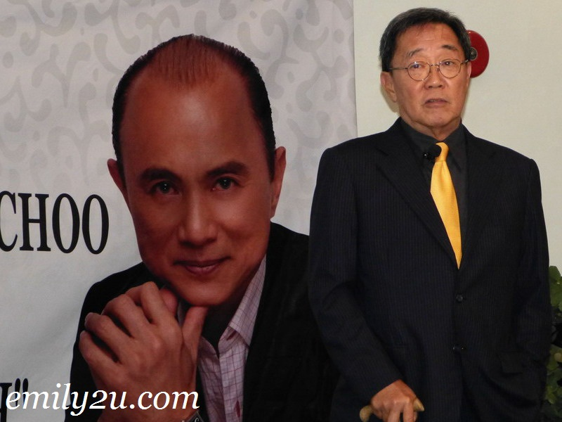 Jimmy Choo Patrick Teoh