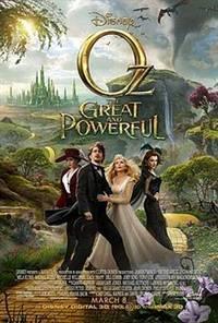 Oz The Great And Powerful - Lạc vào xứ phù thủy