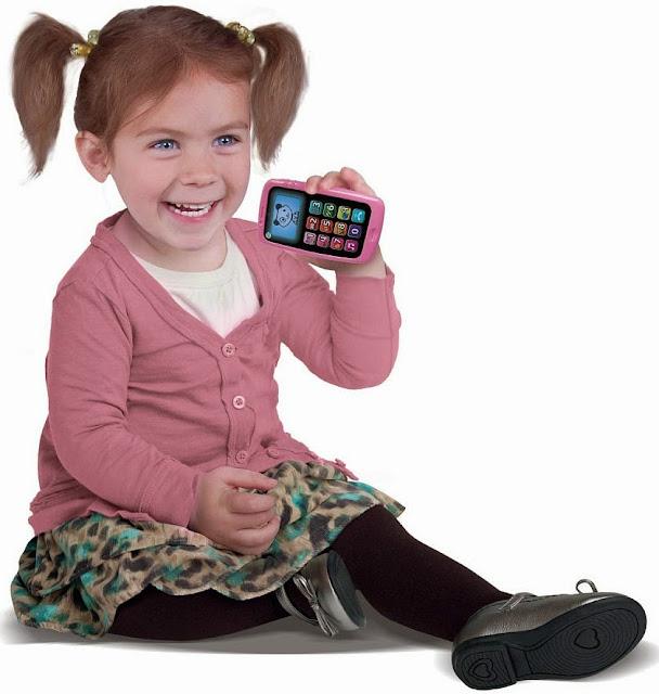 Điện thoại cho bé LeapFrog 19186 màu hồng xinh xắn