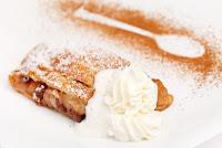 Dessert allemand tarte aux pommes