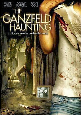 Filme Poster The Ganzfeld Haunting HDRip XviD & RMVB Legendado
