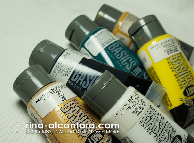 Liquitex Basics Acrylic Paint