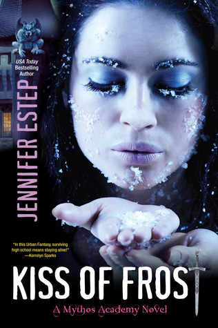 Review: Kiss of Frost by Janenifer Estep