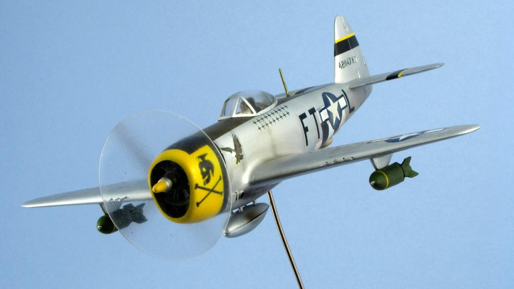 Fujimi 1/72 P-47 Thunderbolt