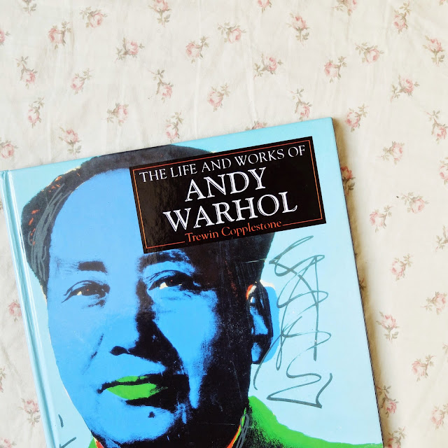 Book | Life and Works of Andy Warhol