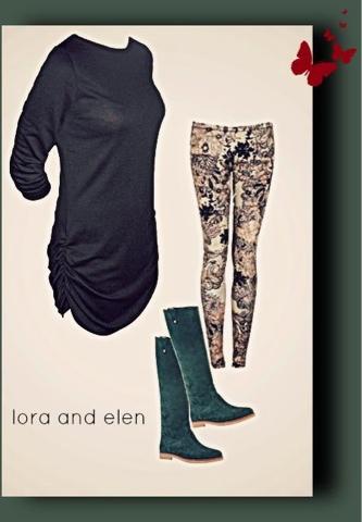 Στυλιστικη πρόταση by Lora and Elen, το αγαπημένο μπλουζοφορεμα.