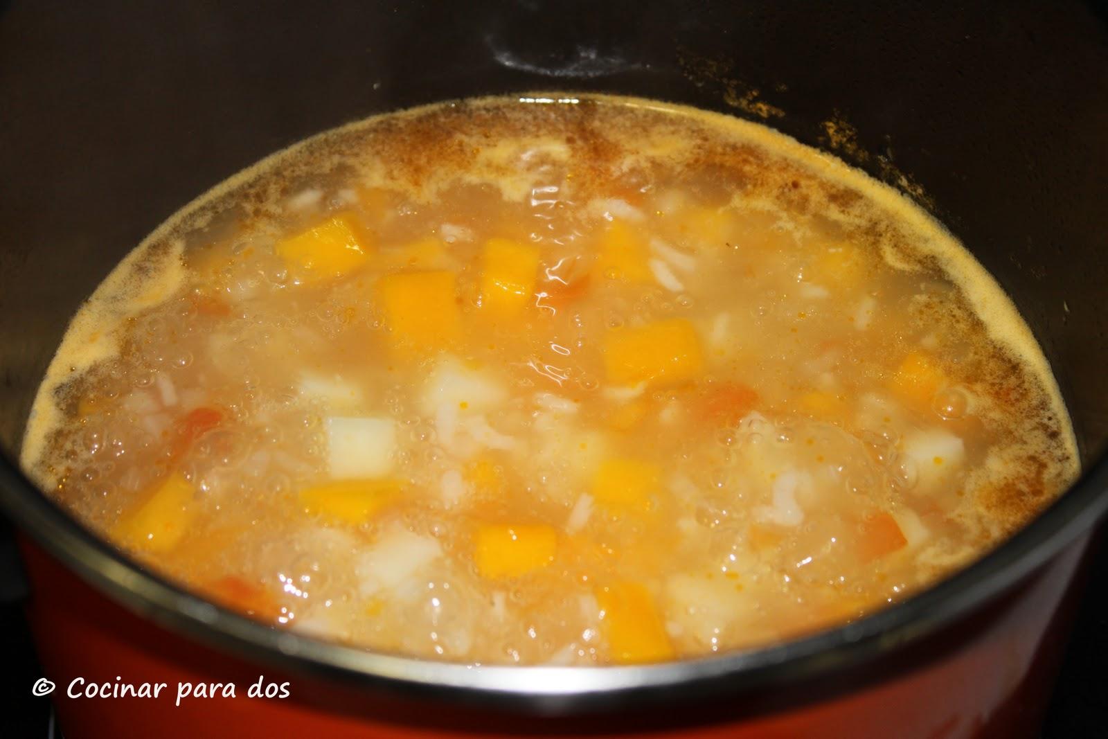 Cocinar Garbanzos De Bote | Potaje De Calabaza Y Garbanzos