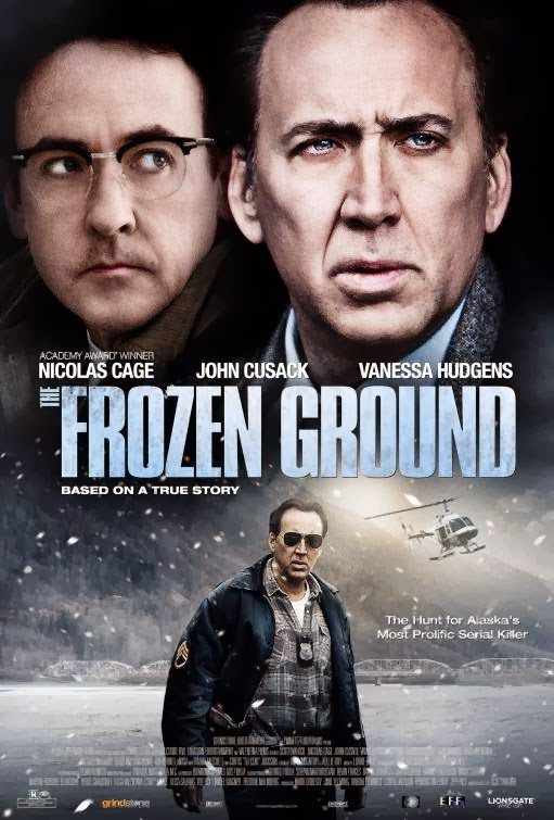 Poster Of The Frozen Ground (2013) Full Movie Hindi Dubbed Free Download Watch Online At Alldownloads4u.Com