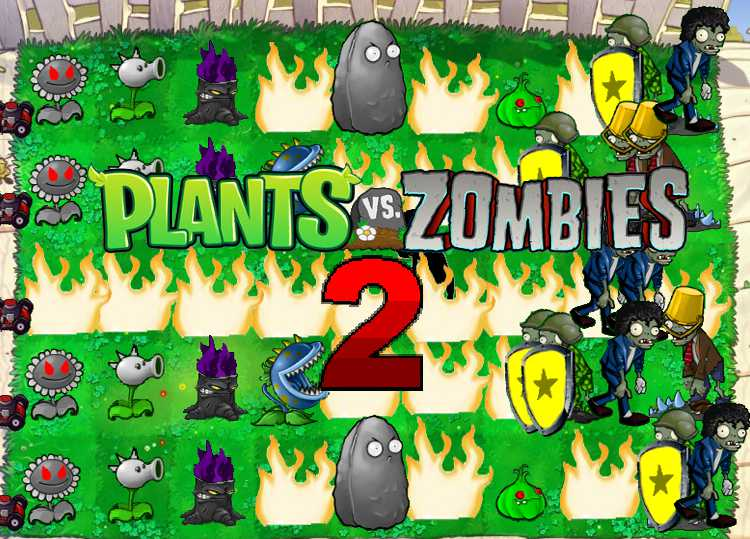 Plants vs Zombies 2 Launch Date in 2013 To App Store