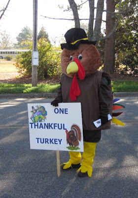 One Thankful Turkey