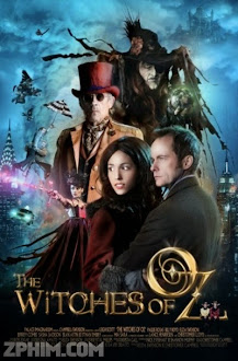Phù Thủy Ở New York - The Witches of Oz (2011) Poster
