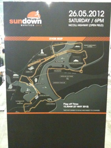 Sundown Marathon 2012 Race Pack Collection Photo 3