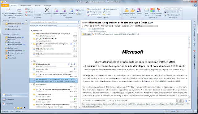 T l charger microsoft office famille et etudient 2010 - Telecharger pack office gratuit 2010 ...