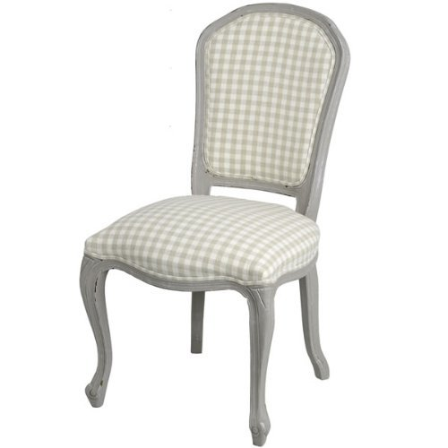 French Country Upholstered Dining Chairs