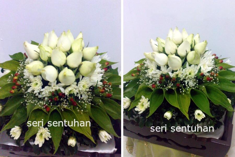 SS Gubahan Sireh Junjung Putih - Afiqa (Taman Bukit Mewah, Johor Bahru