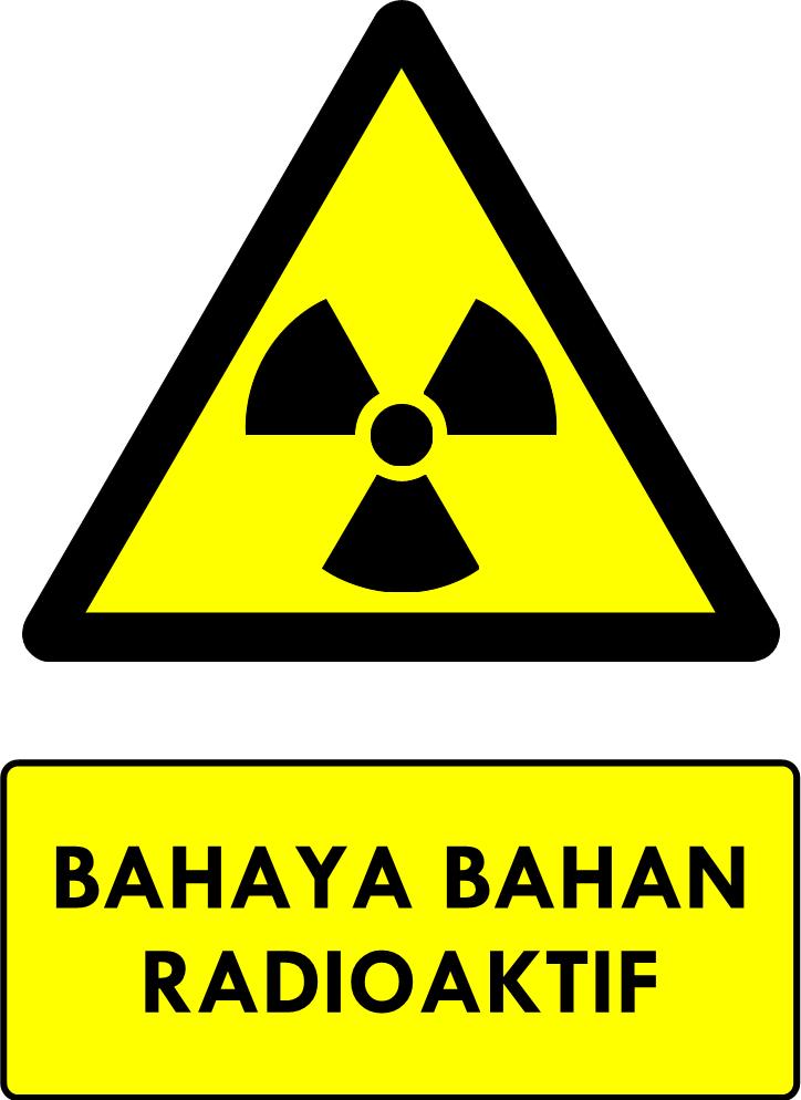 Rambu Bahay Bahan Radioaktif