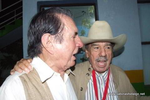 Leonel Garza y Arturo Solís