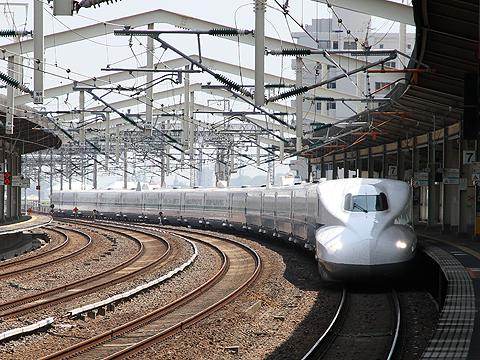 JR東海 N700系新幹線電車「のぞみ」